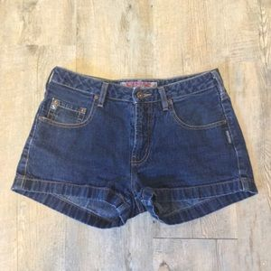 Silver brand Jean shorts relaxed fit. Comfy! 29/30